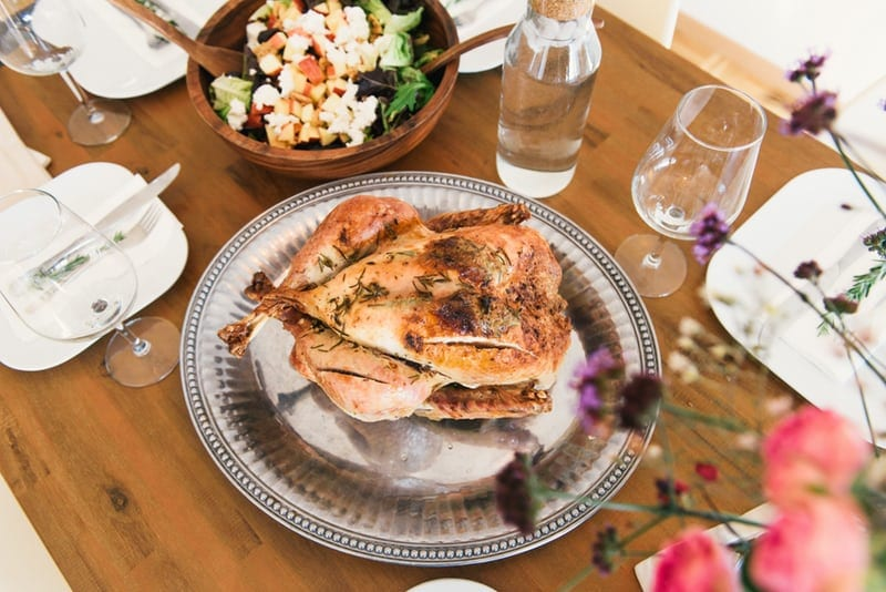 Unhealthy Food Your Dog Should Avoid: Turkey