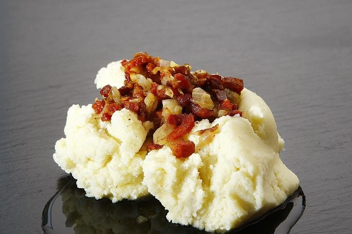 Unhealthy Food Your Dog Should Avoid: Mash Potatoes
